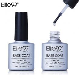 Elite99 Powłoki Bazowej Dla Podkład Bazowy Paznokci Żel UV Żel Polski dla Nail Art Naklejka Nail Art Farby Wyleczyć z UV Diodowa
