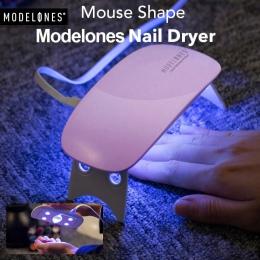 Modelones SUNmini 6 w Lampa UV LED Paznokci Suszarka Przenośne USB Kabel dla Prime Prezent Żel Polski Paznokci Suszarka Do Użytk