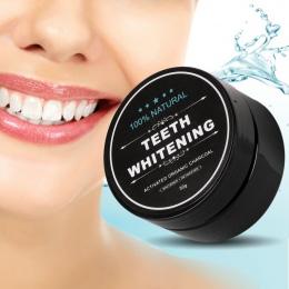 Czyszczenia codziennego Użytku Wybielanie Zębów Oral Hygiene Skalowanie Proszku Opakowanie Premium Bambusa Węgiel aktywny Prosze