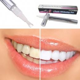 Popularny Biały Wybielanie Zębów Pióra Żel Wybielacza Bleach Usunąć Plamy Zębów oral hygiene GORĄCA SPRZEDAŻ