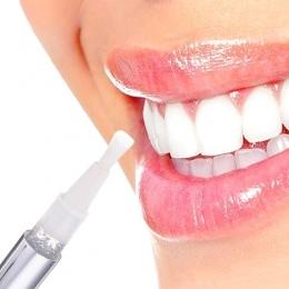 1 SZTUK Hot Kreatywny Skuteczne Wybielanie Zębów Pen Gel Bleach Stain Eraser Wybielacza Sexy Celebrity Uśmiech Zębów Opieki