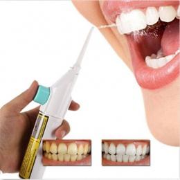 Portable Power Liny Nici Dentystyczne Strumieniem Wody Mechine Dental Czyszczenia Zębów Wybielanie Zębów Zestaw Do Czyszczenia