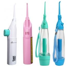 Portable Power Nici Wody Jet Flosser Stomatologiczne Głębokie Wybielania Zębów Nie Ma Baterii Dental Oral Care Czyszczenia Zębów