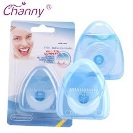 1 sztuk 50 m Nić Dentystyczna Oral Hygiene Zestaw Zębów Do Pielęgnacji Jamy Ustnej Pielęgnacja Zębów Czyste Fio Dental Dentes Or