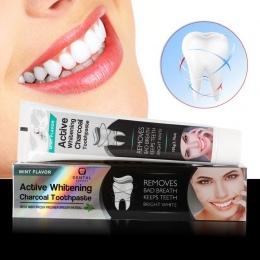 Bambus Węgiel Pasta Do Zębów Wybielanie Czarny Węgiel Pasta Do Zębów Pasta Do Zębów Pasta Do Zębów Oral Hygiene