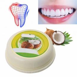 10g Tajlandia Kokosowy Ziołowe Ząbek Pasty do zębów Pasta Do Zębów Wybielanie Zębów Opieki