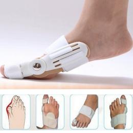 1 sztuk Zespół Cieśni Kanału Nadgarstka Splint Palucha Korektor Prostownica Foot Pain Relief Dzień Noc Korekcji Palucha Koślaweg