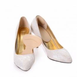 1 Para Pielęgnacja Stóp obcasy podkładka żelowa scholls wkładki narzędzia tarcie podkładka żelowa szczupłą łatę ortopedyczne but