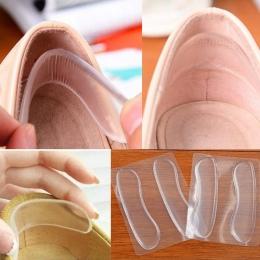 Nowoczesny żel silikonowy butów ochraniacze pięty wysoki Obcas buty Pięty Pad Stick L035654