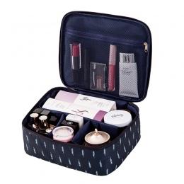 Marka organizator podróży mody pani kosmetyki kosmetyczka kosmetyczka przechowywania torby duża pojemność Kobiety makeup bag H12