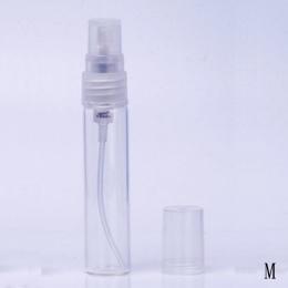 2 ml 3 ml 5 ml Pusty mini perfumy mist spray szklanej butelki Wielokrotnego Napełniania próbki Butelki Mały Atomizer opryskiwacz