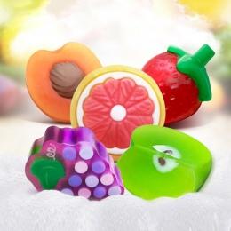 2018 New Handmade Olejki eteryczne Mydło Dziecko Prezent Owoce Wybielać Ciała Pracy Skóry Mydło Mydło Do Kąpieli