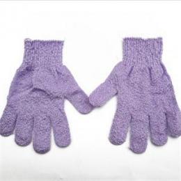 Kobiety Rękawice Praktyczne Wanna Glove Body Wash Sponge Scrubber Masażu Ciała Żel Pod Prysznic Exfoliating Akcesoria Hot