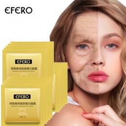 EFERO 3 pack Kolagen Kwas Hialuronowy Istotą Serum do Twarzy Krem Wybielanie Pielęgnacji Skóry Anti Aging Lifting Ujędrniający P