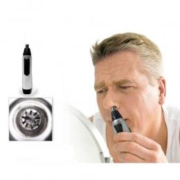 Nos Włosów Trymer Golarka Elektryczna Golarka Clipper Cleaner Portable Zadbane Czyste Twarzy Usuwanie Golenie Trimerem Nos Uszu