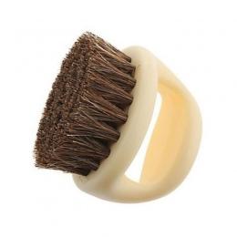 1 pc Koń Włosów męska Pędzel Do Golenia Fryzjer Salon Mężczyźni Twarzy Broda Czyszczenie Urządzenia Narzędzie Do Golenia Razor S