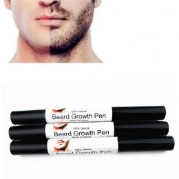 Szybko Skuteczne Twarzy Brody barba wąsy wąsy wzrostu Zwiększenia Enhancer styl stylizacji sprayu dla broda Kształt długopis ole
