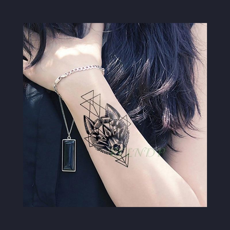 Zmywalne Wodoodporne Tatuaże Tymczasowe Sztuczne Czasowe