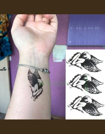 Wodoodporna Tymczasowa Naklejka Tatuaż Henna Mandala Piórko Ptaka Flash Tatuaże Tatto Tatoo Fałszywy Tatuaże Dla Dziewczyny Kobi
