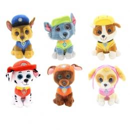 """15 cm Pups Ty Beanie Boos Oryginalny 6 """"Little Cartoon Puppy Psy Nadziewane i Pluszowe Zwierzęta Lalki Zabawki dla dzieci"""