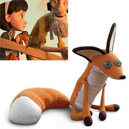 Mały Książę Książę Lisa Pluszowe Lalki 40 cm le Petit wypchanych zwierząt pluszowe zabawki edukacyjne dla dziecka dzieci Urodzin