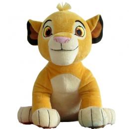 Nowy Dobrej Jakości Śliczne 1 sztuk Siedzi Wysoki 26 cm Simba Król Lew Pluszowe Zabawki, Simba Miękkie Pluszaki lalki Dla Dzieci