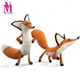 1 sztuk Movie Le Petit Prince Mały Książę I Lisa Pluszaki Pluszowe Zabawki Lalki Wypchane Zabawki Edukacyjne dzieci Prezent