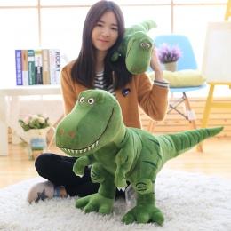 1 pc 40-100 cm Nowy Dinozaur Zabawki Pluszowe Kreskówki Tyrannosaurus Słodkie Nadziewane Zabawki Lalki dla Dzieci Dzieci Chłopcy