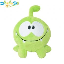 20 cm Kawaii Żaba Pluszowa zabawka Cut the Rope om nom miękkie Gumowe Rysunek Klasyczna Gra Zabawki Piękny Prezent Lalki dla dzi