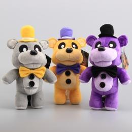 """Wysokiej Jakości FNAF Pięć Nocy W Freddy 3 Kolory Fazbaer Miś Pluszowe Zabawki wypchane Zwierzęta X'mas Gift12 """"30 cm"""
