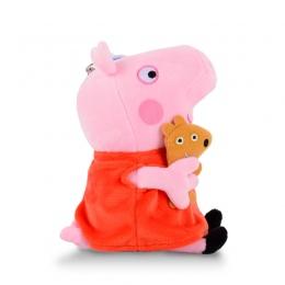 Świnka peppa George Rodzina Pluszowe Zabawki 19 cm Nadziewane Lalki Zabawki Dla Dzieci