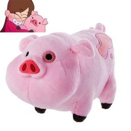Cartoon TV Movie Gravity Falls Pluszowe Zabawki Dipper Mabel Różowy Świnia Waddles Nadziewane Miękkie Lalki Dla Dzieci Prezenty
