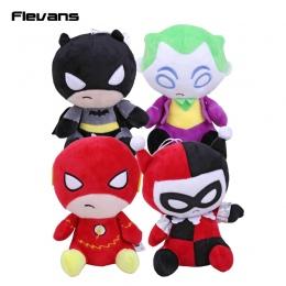 "DC Comics Flash Batman Harley Quinn Joker Pluszowe Zabawki Miękkie Nadziewane Lalki 8 ""20 cm"