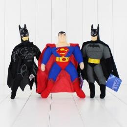 3 style Ameryka Movie Superman VS Batman Superheros Miękkie Miękkie Pluszowe Zabawki Lalki Dla Dzieci Kolekcjonowania Prezenty Ś