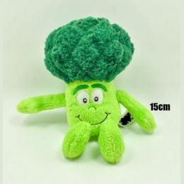 Małe nadziewane warzyw brokuły marchew zabawki dekoracji pokoju dziecka zabawki frutas peluche mini truskawki pluszowy owoce mię