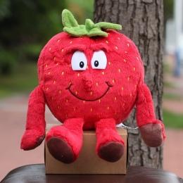 """Zapraszamy Sprzedaży Bezpośredniej Firm Nowy Owoce Warzywa cherry Grzyb arbuz Cytryny 9 """"Miękkie Pluszowe Lalki zabawki"""