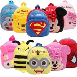 Zwierząt Pluszowy Plecak Cartoon Szkoła Torba Na Ramię Kid SnackPlush Lalki Pluszowe zabawki Miękkie Zabawki Dla Małych Dzieci U