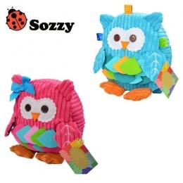 Sozzy 3 Style cute cartoon Dzieci Pakowania Żywności Piknik Torby przedszkole pluszowy plecak torba kid Szkolne Torby 20% off