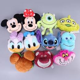 Mickey Minnie Mouse Kaczor donald Daisy Strawberry Niedźwiedź Potwór Uniwersytet Pluszowy Plecak Torba Na Ramię Dziewczyny Dziec