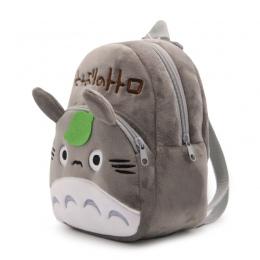 Przedszkole dla dzieci Kreskówki Torby Szkolne Śliczne Totoro Pluszowe Plecaki Dla Przedszkola Chłopcy dziewczęta Piękny Worek C