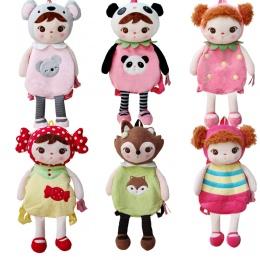 Orignal elementarne keppel lalki cute cartoon dzieci Metoo pluszowe plecak torba szkoła przedszkole dla dzieci w stylu klasyczny