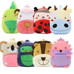 Zwierząt tornister Dzieci Plecak Pluszowy Zabawki Mini Tornister Prezenty Dla Dzieci Przedszkole Chłopiec Dziewczynka Uczeń Torb