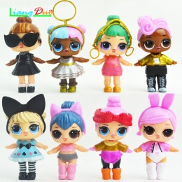 Lol Dziewczyna Lalka Dziecko Zmienić Lalki Figurka Zabawki Dla Dzieci Prezent Ręcznie LOL Lalki