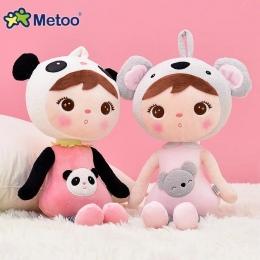 50 cm Nowy Metoo Angela Pluszaki Pluszowe Zabawki Kreskówka Spania Lalki dla Dzieci Zabawki Prezenty Urodzinowe Dla Dzieci Darmo