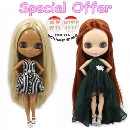 ICY Fabryka Blyth Doll Wspólne Ciała DIY Nago BJD zabawki Lalki Mody dziewczyna prezent Oferta Specjalna na sprzedaż z ręcznie z