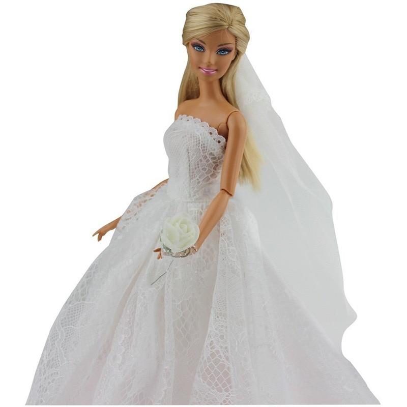 Leadingstar Sukni ślubnej Sukni Księżniczki Ubrania Haftowane Moda