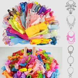 Gorący Bubel 26 Pozycja/Zestaw Akcesoriów = 10 SZTUK Mieszać Różnego Piękne Barbie Odzież Moda Sukienka + 6 Z Tworzywa Sztuczneg