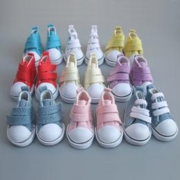 5 cm Brezentowych Butów Dla BJD Lalki Mody Mini Buty Buty Dla Lalek dla Rosyjski DIY handmade doll Doll Akcesoria