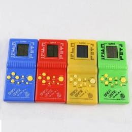 Klasyczne Gry Handheld Maszyna Tetris Gry Dla Dzieci Gry Maszyny Cegły z Gry Odtwarzania Muzyki bez Baterii