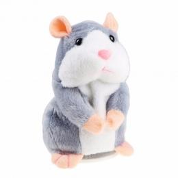 Wallfire Rozmowa Hamster Mysz Zwierzątko Pluszowe Zabawki Dla Dzieci Hot Śliczne Speak Rozmowa Chomika Nagrywania Dźwięku Zabawk
